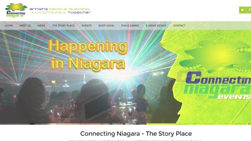 Connecting Niagara web image