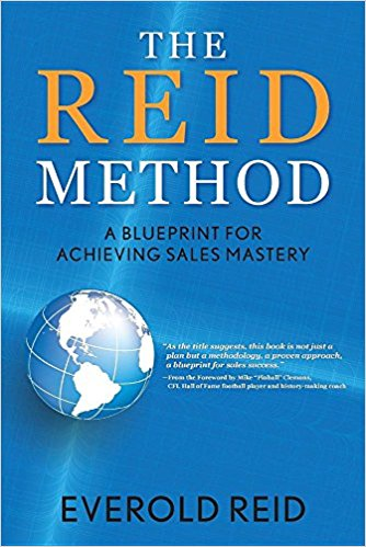 The Reid Method - Everold Reid - A Blueprint of Sales Mastery cover