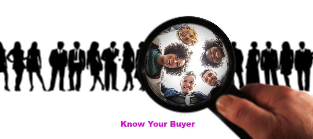 Know Your buyer - buyer persona