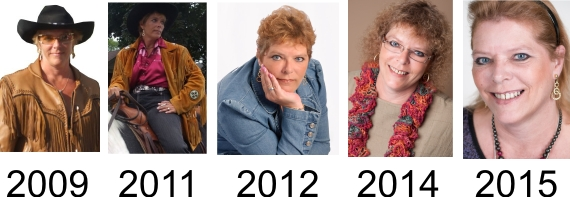 profile photos year to year