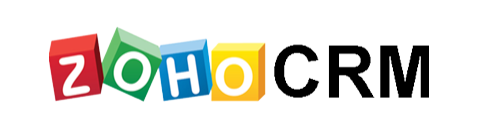 Zoho CRM logo - customer relationship management